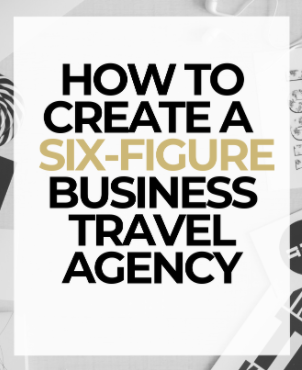 6 Figure Travel Agency